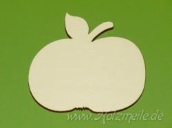 Apfel aus Holz