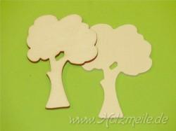 Apfelbaum aus Holz