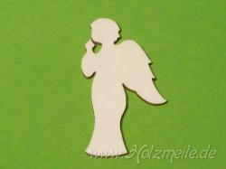 Engel Lisa aus Holz