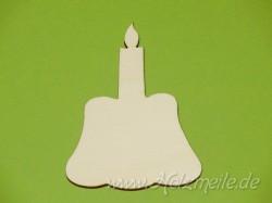 Geburtstags-Kuchen aus Holz