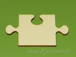 Holz-Puzzleteil Rand KLK