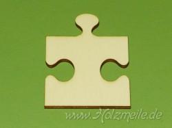 Holz-Puzzleteil Rand LKL