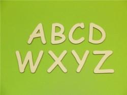 Schrift Schweden Holz-Buchstaben