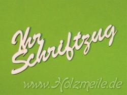 """Ihr Individueller Holz-Schriftzug """"Bremen"""""""